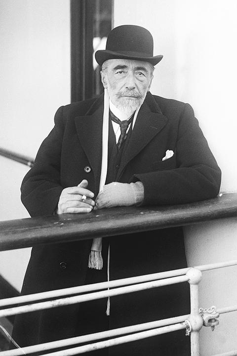 Józef Konrad Korzeniowski